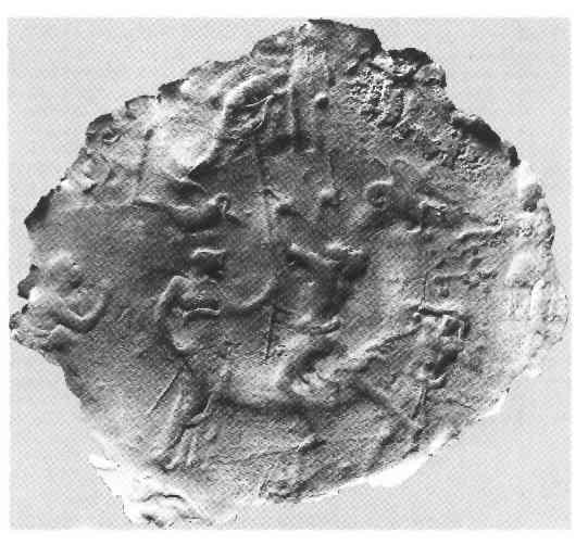 Das Haus lacht vor Silber Die Prunkplatte von Bizerta und das römische Tafelgeschirr